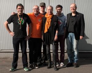 Vorstand der Piratenpartei Düsseldorf 2014