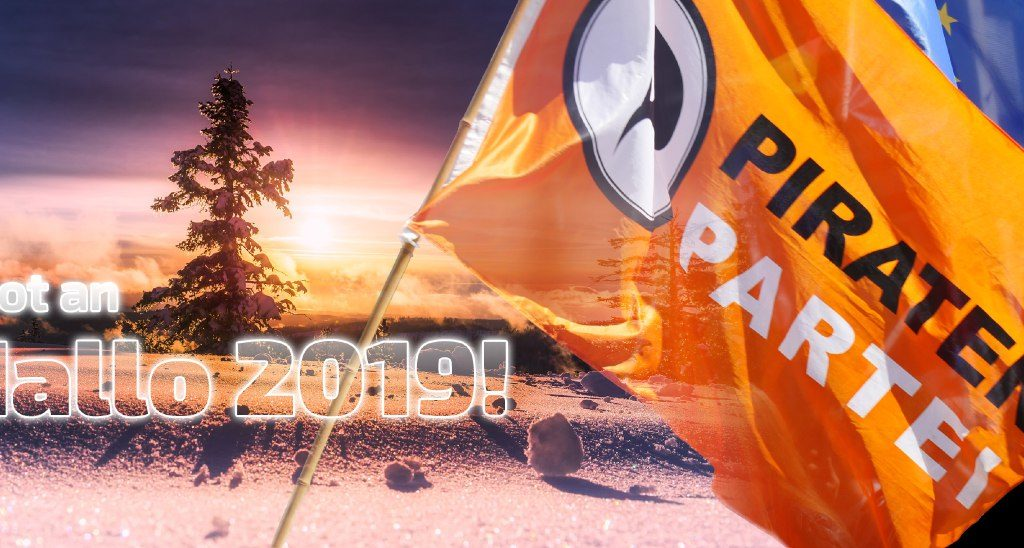 Das war 2018 – hallo 2019!