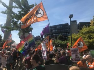 Über 20.000 Menschen gegen das neue Polizeigesetz NRW — #NoPolGNRW.