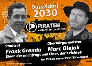 Zukunft mitgestalten - Düsseldorf 2030!